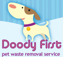 Doody First logo and home page link